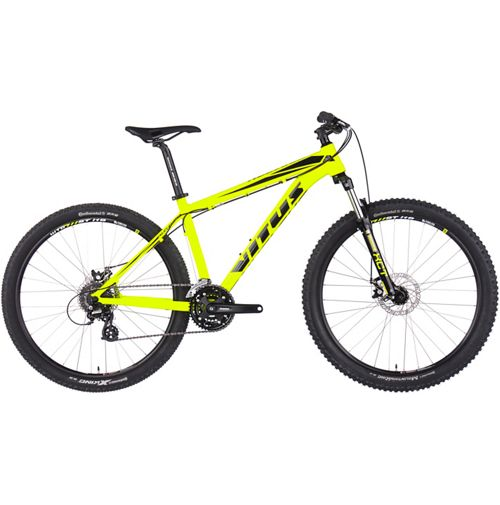 vitus bikes nucleus 275 hardtail bike 2016