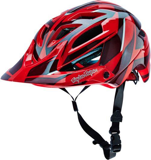 Casco Troy Lee Designs A1 - Rojo Reflex 2016