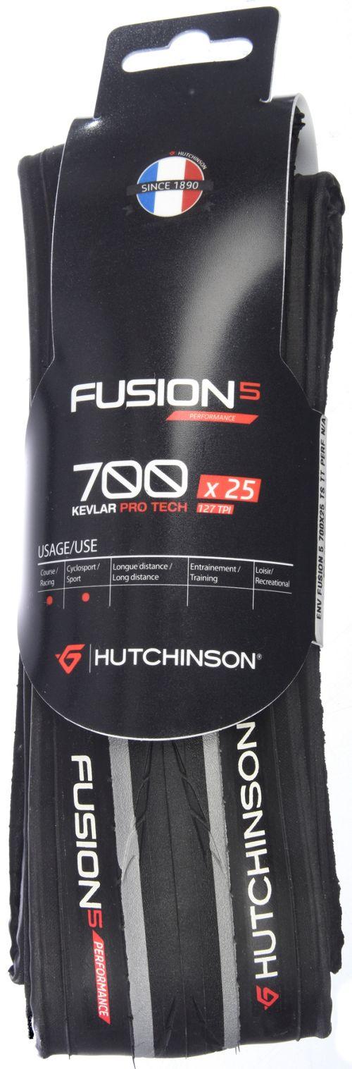 Comprar Cubierta de carretera Hutchinson Fusion 5 Kevlar Pro 2017