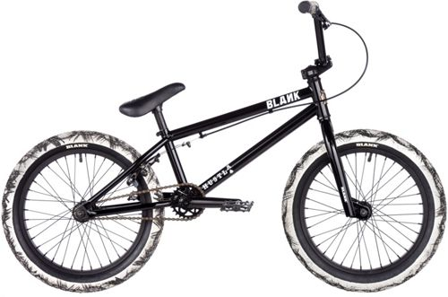 "Comprar Bicicleta de BMX Blank Hustla 18"" 2017"