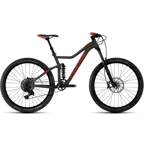 Picture of Ghost DRE AMR X 7 Ladies Suspension Bike 2017