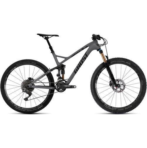 Picture of Ghost SL AMR 9 Carbon Suspension Bike 2017