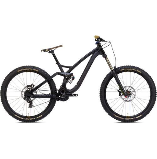 Ns Bikes Fuzz 1 Dh Bike 2017 Chain Reaction Cycles