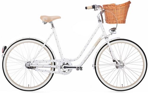 Comprar Bicicleta de mujer Creme Molly 3 velocidades 2017