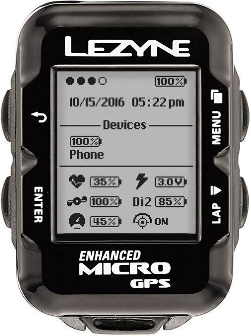 Comprar Ciclocomputador GPS Lezyne Micro