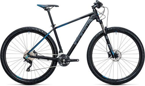 Comprar Bicicleta rígida Cube Attention 27,5 2017