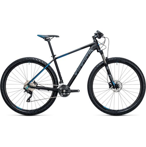 Cube Mountain Bikes Chain Reaction Cycles