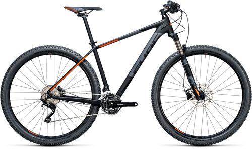Comprar Bicicleta rígida Cube Attention SL 27,5 2017