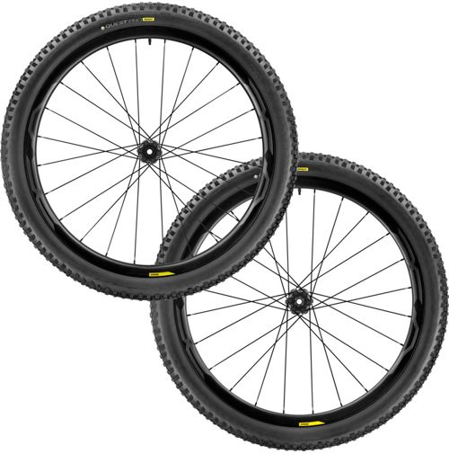 Picture of Mavic XA Pro Carbon MTB Wheelset - Boost