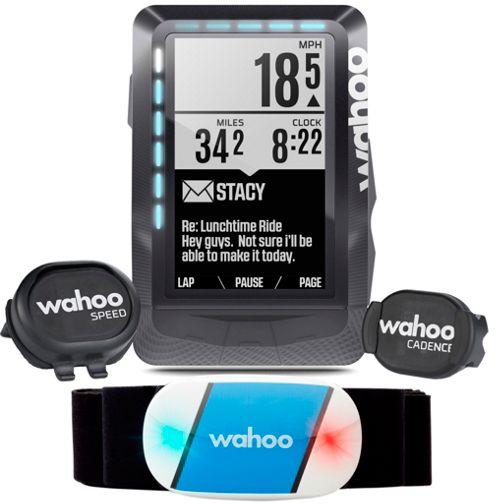 Comprar Conjunto de ciclocomputador GPS Wahoo ELEMNT