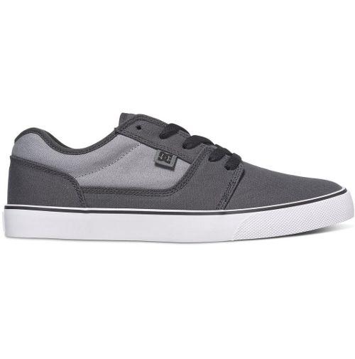DC Tonik TX Se Shoes 45.5 EU Grey White IX0jc