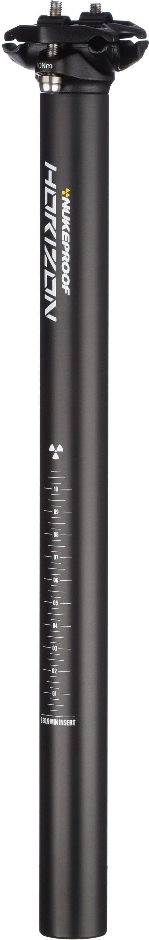 Comprar Tija de sillín recta de carbono Nukeproof Horizon