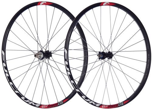 """Juego de ruedas de MTB Fulcrum Red Power 27.5"""" 6-tornillos"""
