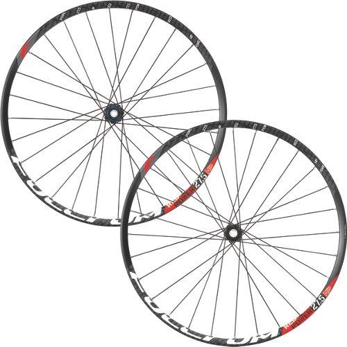 """Juego de ruedas de 27.5"""" Fulcrum Red Power HP 6-tornillos"""