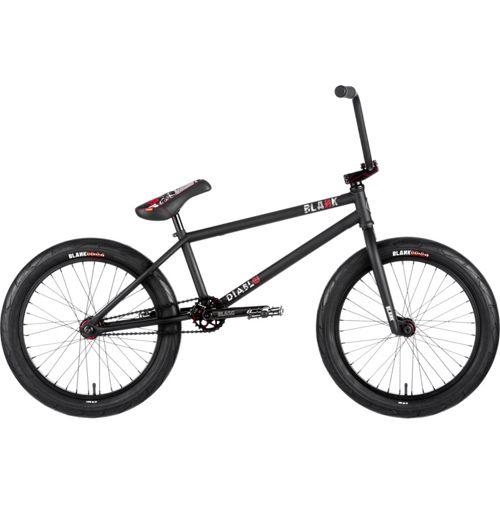 Blank Diablo BMX Bike 2018   Chain Reaction Cycles