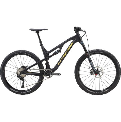 Bicicleta Intense Spider 275C NM