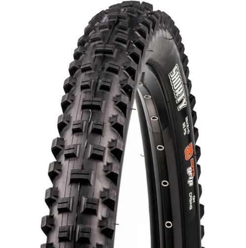 Picture of Maxxis Shorty Wide Trail Tyre - 3C - DD - TR