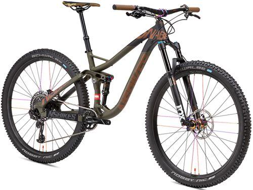 Comprar Bicicleta de suspensión NS Bikes Snabb 130 Plus 1 2018