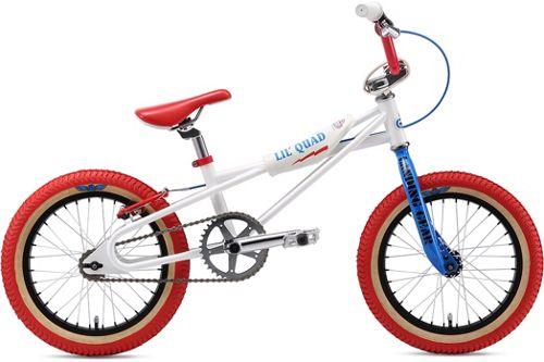 "Comprar Bicicleta de BMX SE Bikes Lil Quad 16"" 2018"