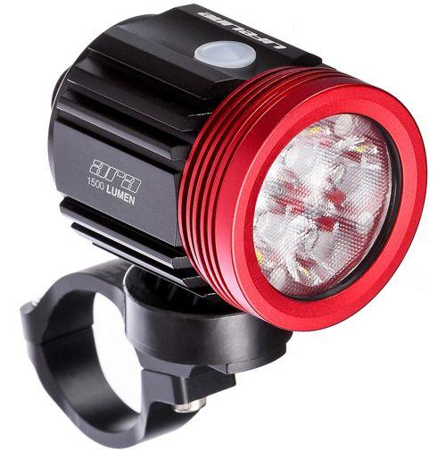 Picture of LifeLine Ara 1500L External Battery Front Light