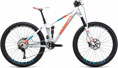 Comprar Bicicleta de doble suspensión Cube Sting WLS 140 SL 2017
