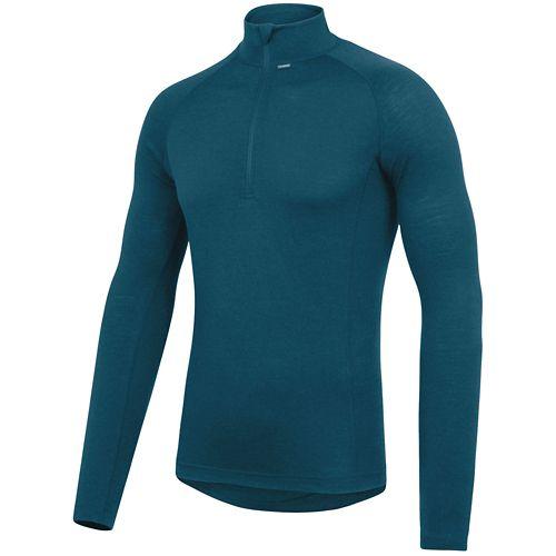 Comprar Camiseta interior con cremallera en el cuello dhb Merino (M_200)