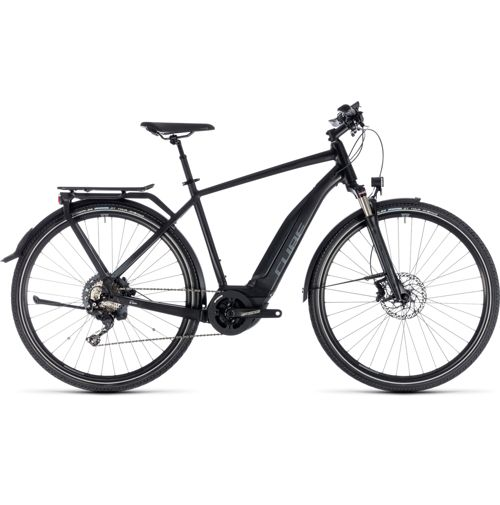 cube touring hybrid exc 500 e bike 2018 chain reaction cycles. Black Bedroom Furniture Sets. Home Design Ideas
