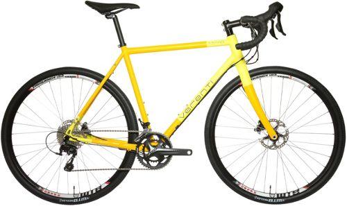 Comprar Bicicleta de carretera Verenti Substance II 105 Adventure 2017