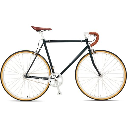 Chappelli Vintage Single Speed Bike 2017 | Chain Reaction Cycles