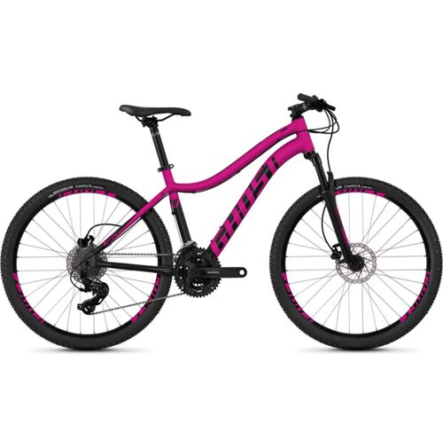 Picture of Ghost Lanao 1.6 Women's Hardtail Bike 2018