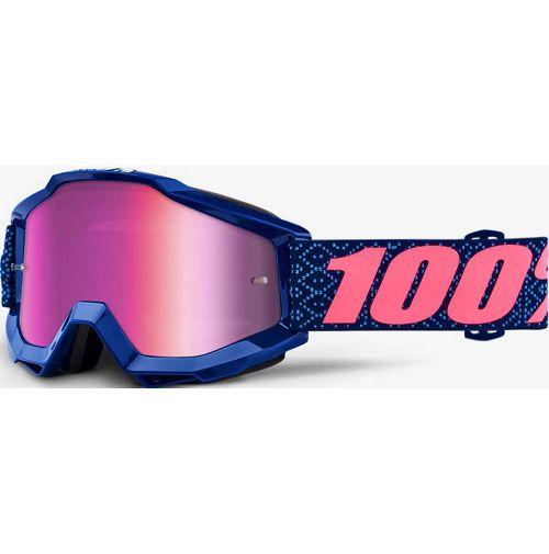 Comprar Gafas de natación 100% Futura (lente espejo rosa) SS18