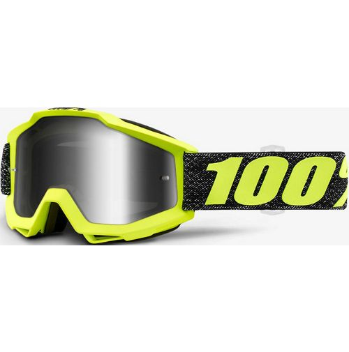 Comprar Máscara 100% Tresse (lente espejo plateada) SS18