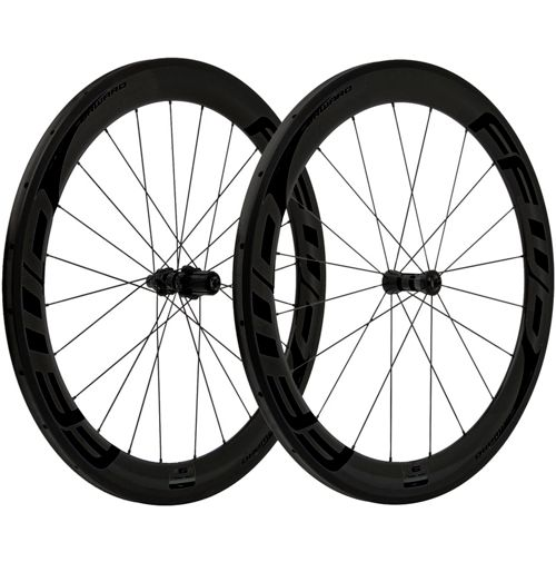 Comprar Fast Forward Carbon F6R Tubular 60mm SP Wheelset