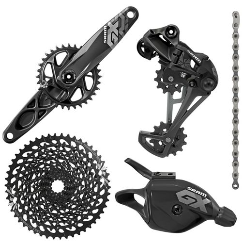 Comprar SRAM GX Eagle 12sp DUB BOOST Groupset