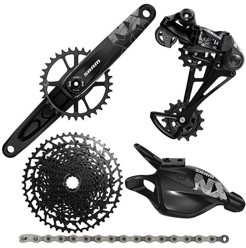 Comprar SRAM NX Eagle DUB 12sp Groupset - BOOST