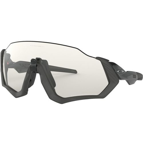 Comprar Oakley Flight Jacket Clear Black