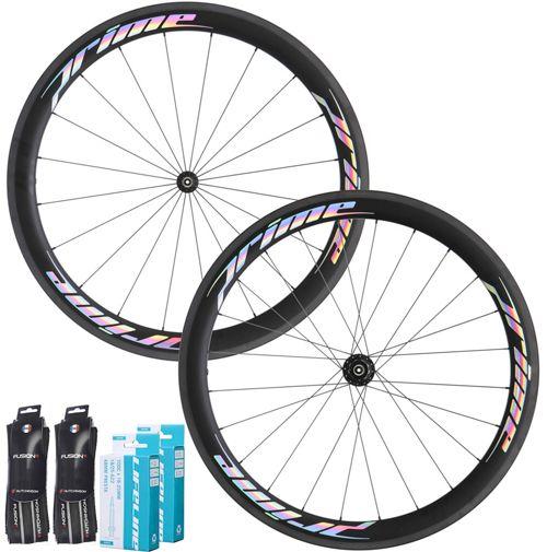 Comprar Prime RR-50 SE Carbon Clincher Wheelset