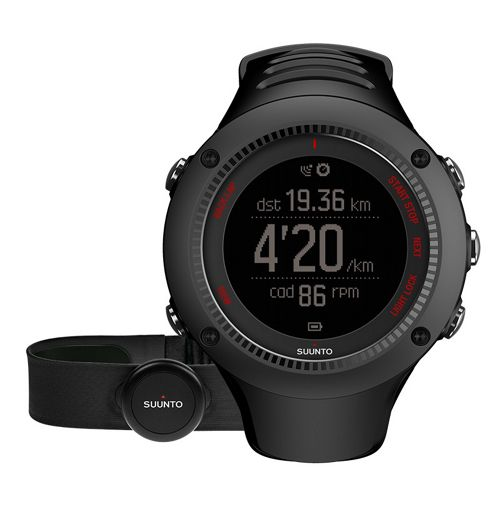 Comprar Suunto Ambit3 Multisport Black (HR) 2018