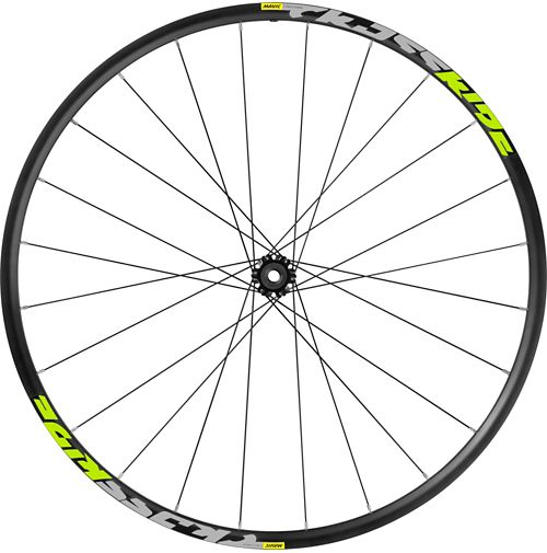 Picture of Mavic Crossride FTS-X MTB Front Wheel 2016