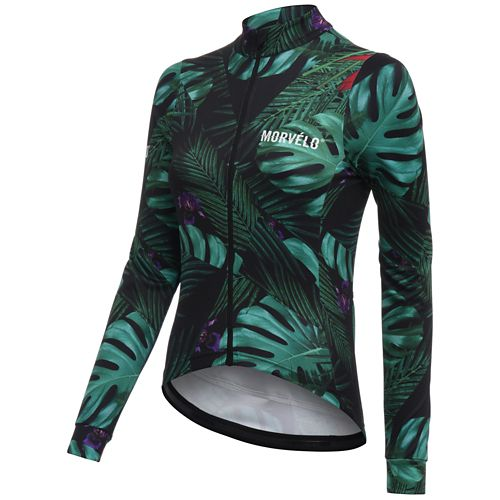 Comprar Morvelo Women's Winter Jungle Long Sleeve Jersey SS19