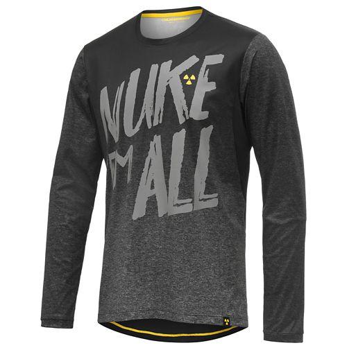 Comprar Nukeproof Blackline Long Sleeve Jersey - NukeEm AW18