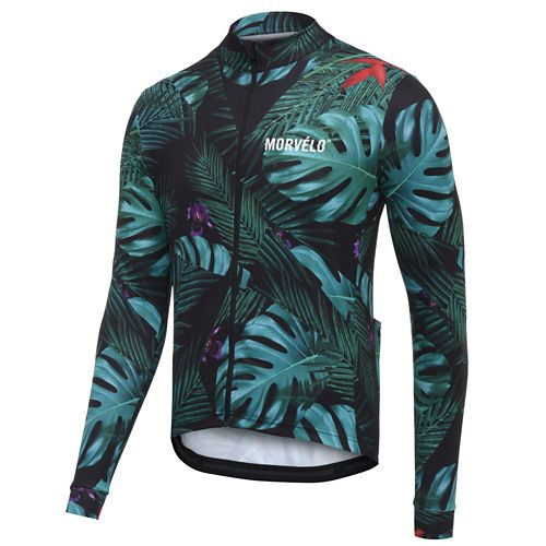 Comprar Morvelo Winter Jungle Long Sleeve Jersey SS19