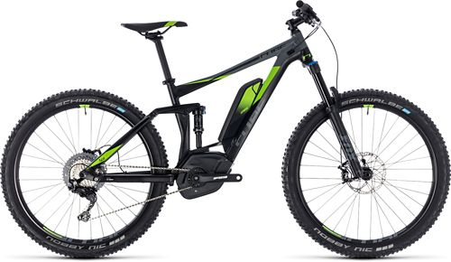 Comprar Cube Stereo Hybrid 140 Race 500 E-Bike 2018