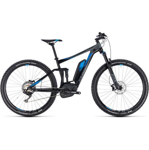 Comprar Cube Stereo Hybrid 120 EXC 500 E-Bike 2018