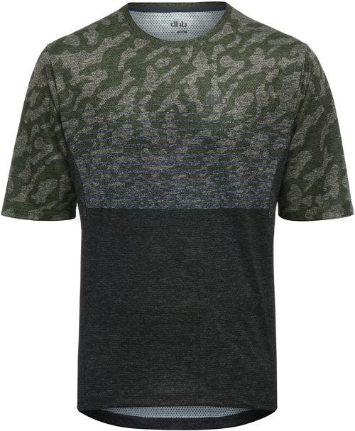 Comprar dhb MTB Short Sleeve Trail Jersey - Camo AW18