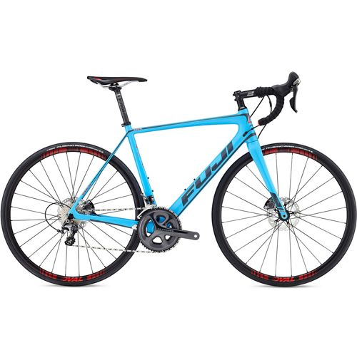 Comprar Fuji SL 2.1 Disc Road Bike 2018