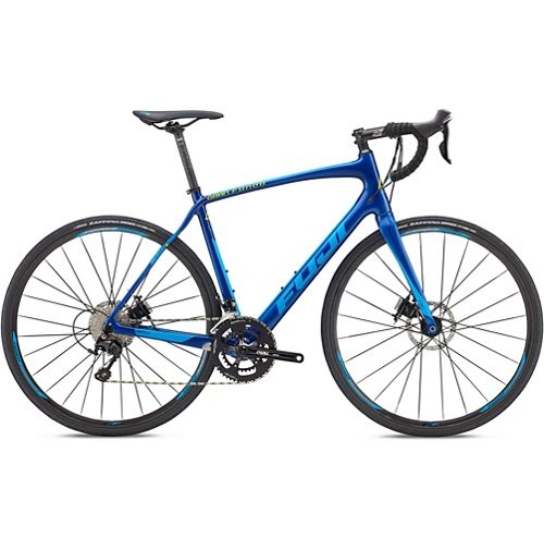 Comprar Fuji Gran Fondo 2.3 Disc Road Bike 2018