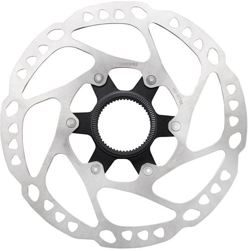 Shimano Slx Deore Rt64 Centre Lock Disc Rotor Chain Reaction Cycles