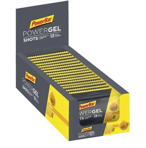 Comprar Bollos energéticos PowerBar PowerGel Sports (60 gr x 16)