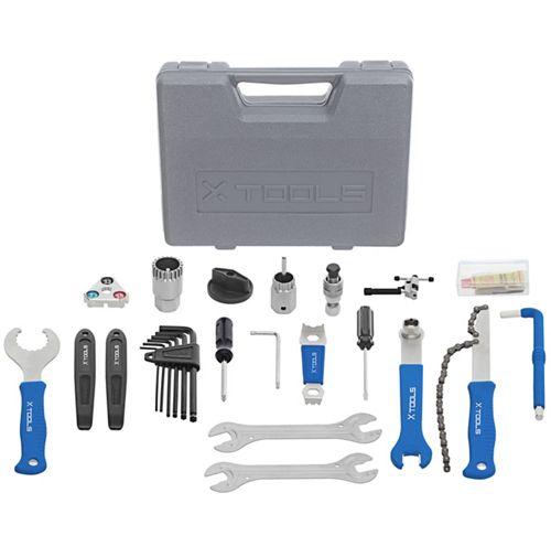 Comprar Juego de herramientas de bicicleta X-Tools (18 piezas)